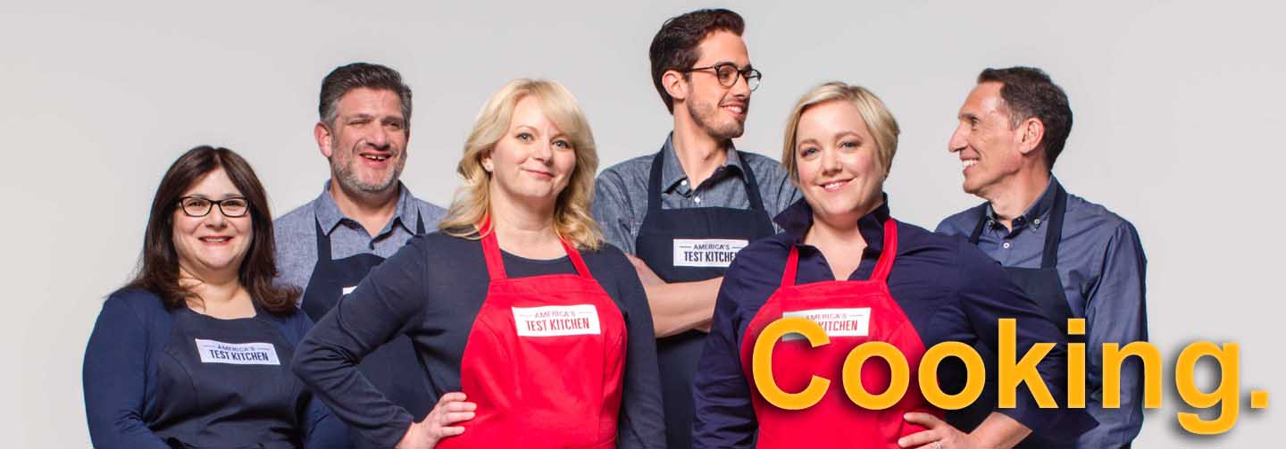 Bridget, Julia and team return with more full-proof recipes in America's Test Kitchen Season 18
