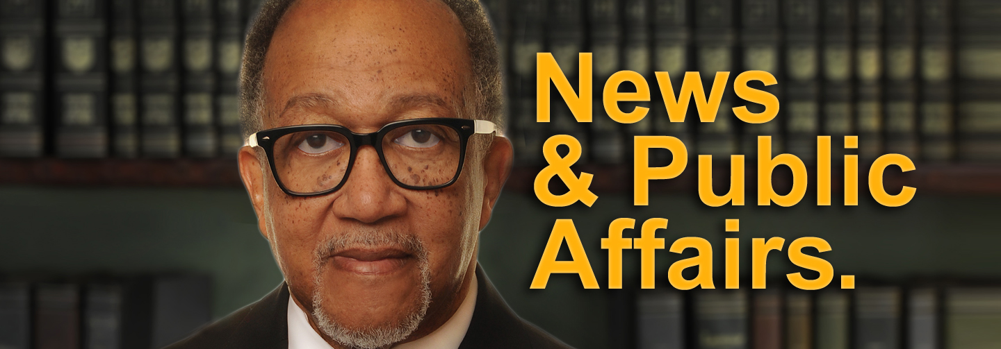 Dr. Chavis – an award-winning journalist, civil rights icon, and consummate intellectual – hosts The Chavis Chronicles