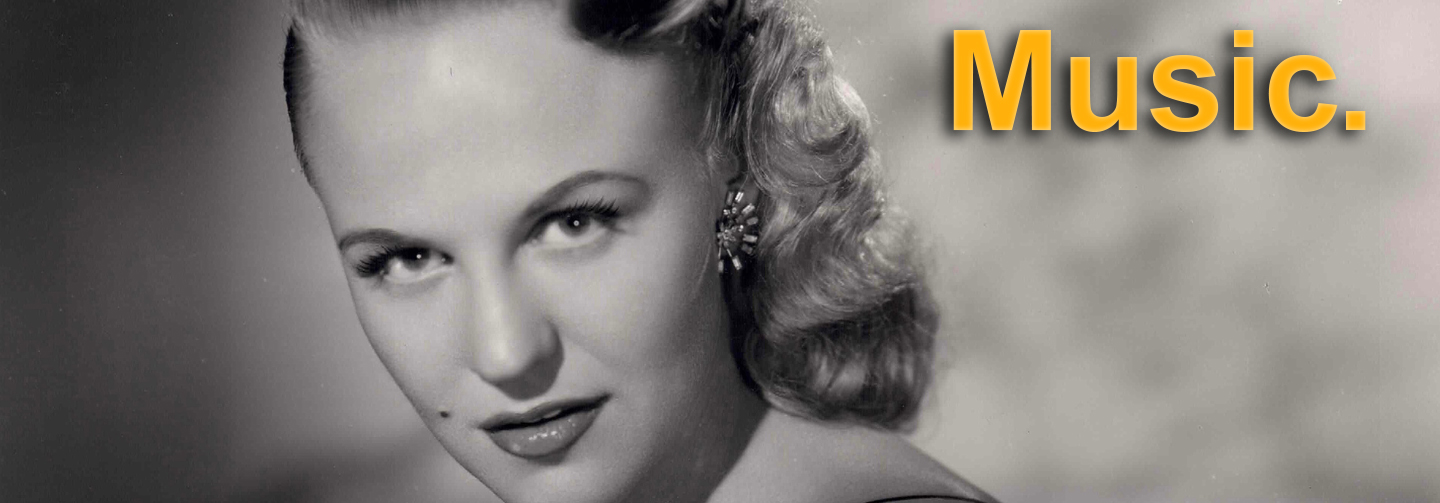 Explore the life and songs of a music legend in Fever - The Music of Peggy Lee