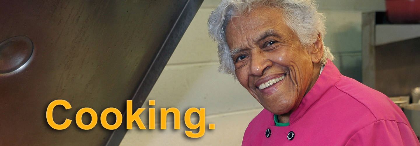 Kitchen Queens: New Orleans is dedicated to culinary pioneer Leah Chase