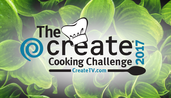 The Create Cooking Challenge returns