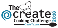 Create Cooking Challenge Logo