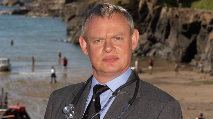 Martin clunes martin clunes doc martin has appeared in a number films