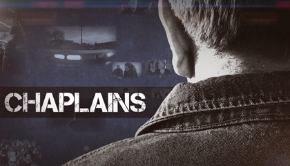 The documentary explores the daily lives of chaplains.