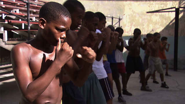 The island nation is known for its numerous Olympic wins in boxing.