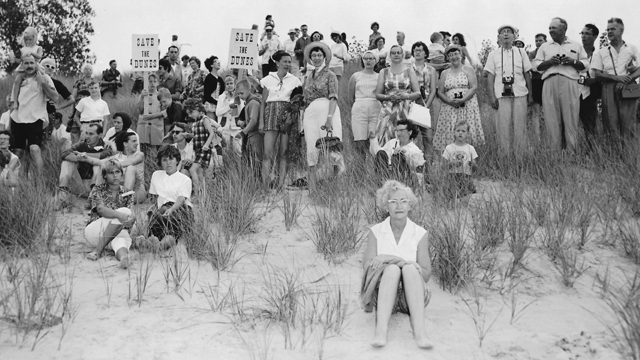 Preservationists of the Dunes.
