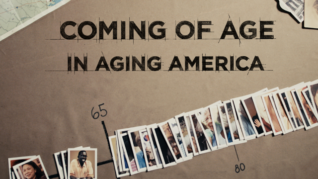Preview the documentary on aging and its impact on society.