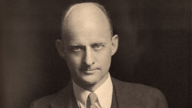 Preview the documentary featuring theologian Reinhold Niebuhr.