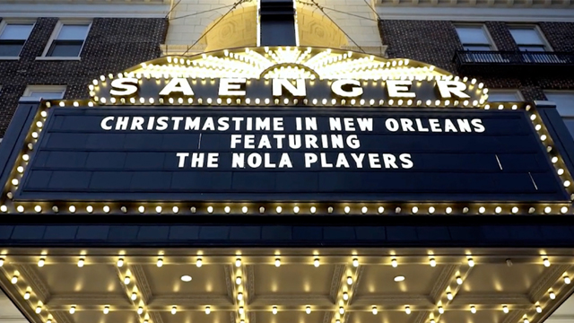 The festive holiday special showcases the music, sights and internationally acclaimed cuisine of New Orleans.
