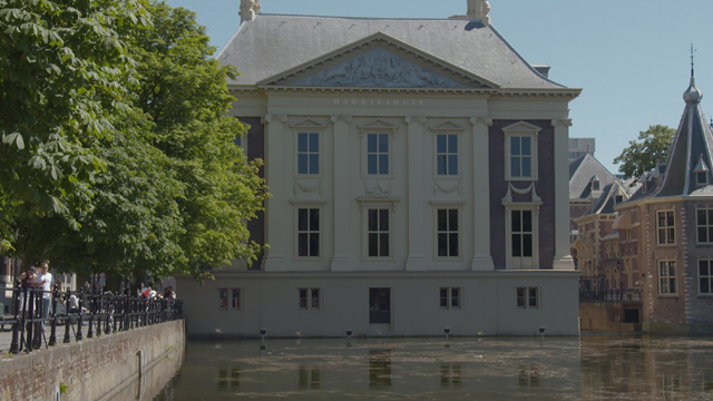The Mauritshuis is an art museum in The Hague in the Netherlands which houses mostly Dutch Golden Age paintings.