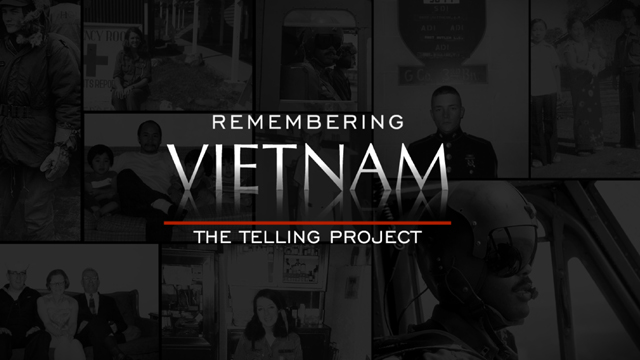 The film spotlights The Telling Project in which Minnesota veterans of the Vietnam War share their stories through art.