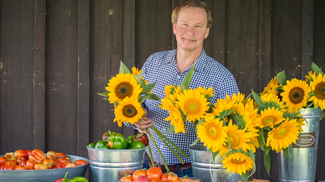 Preview the new season with host and lifestyle expert P. Allen Smith