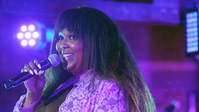 R&B singer-songwriter Lizzo refuses to play small.