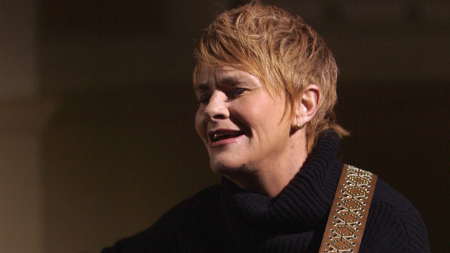 Singer/songwriter Shawn Colvin