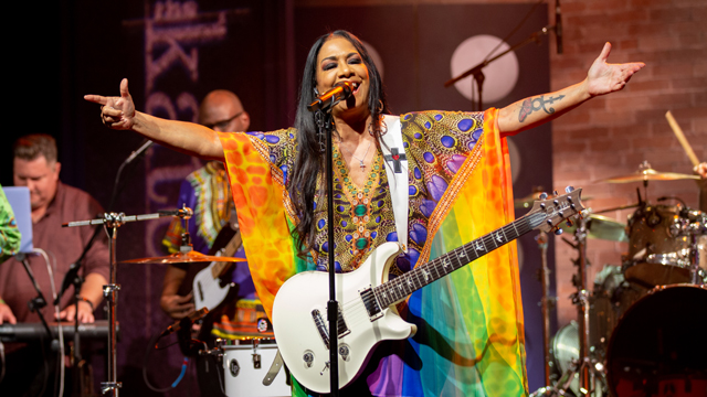Preview the performance by Sheila E. Photo credit Nick Sonsini