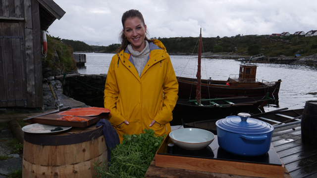 In a bonus episode, guest host Ida Gran-Jansen explores the flavors of Øygarden, Norway.