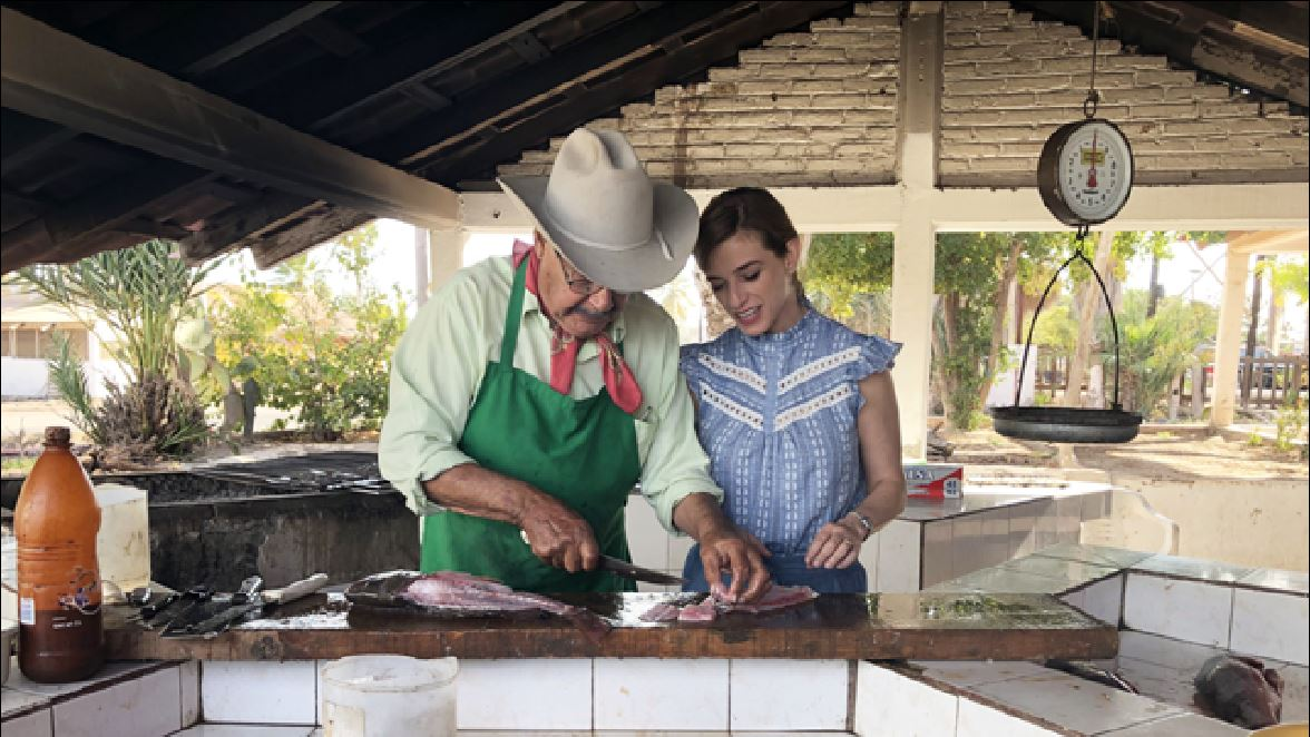 Pati explores the state of Sinaloa on Mexico's west coast