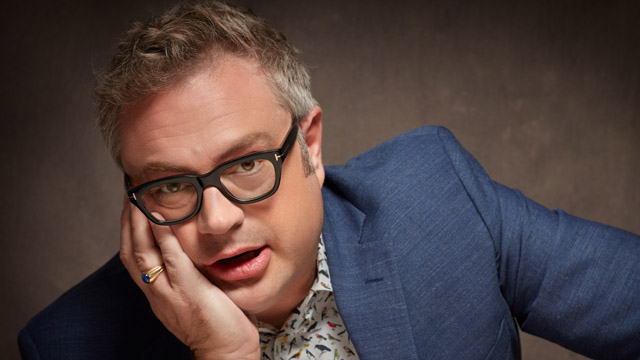 Canadian musician, singer and songwriter Steven Page