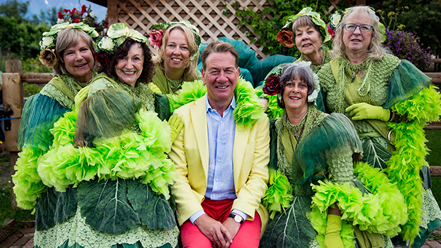 Michael Portillo is back for the fourth season