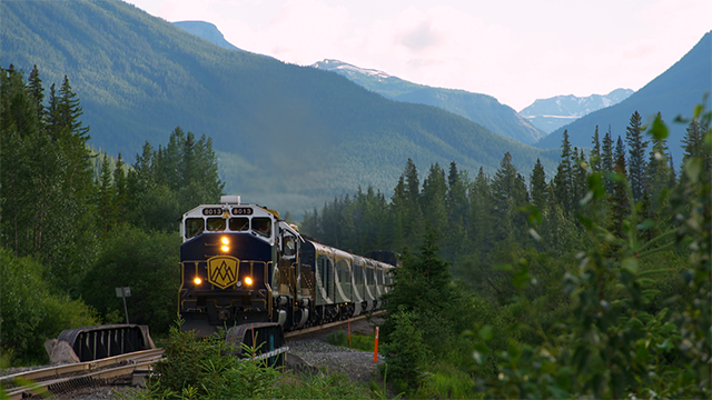 This season features North America's most famous trains